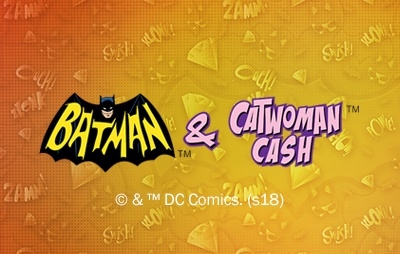 Slot Online BATMAN™ & CATWOMAN™ CASH