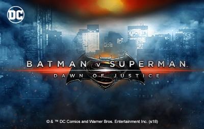 Slot Online batman vs superman dawn of justice