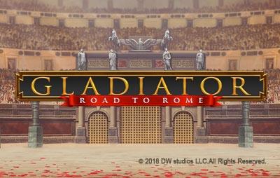 Slot Online GLADIATOR ROAD TO ROME™