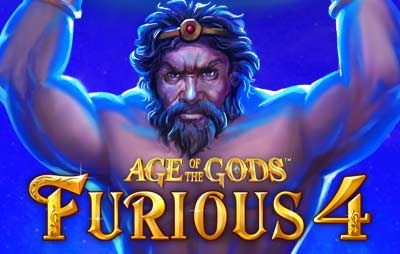Slot Online AGE OF THE GODS™: FURIOUS 4